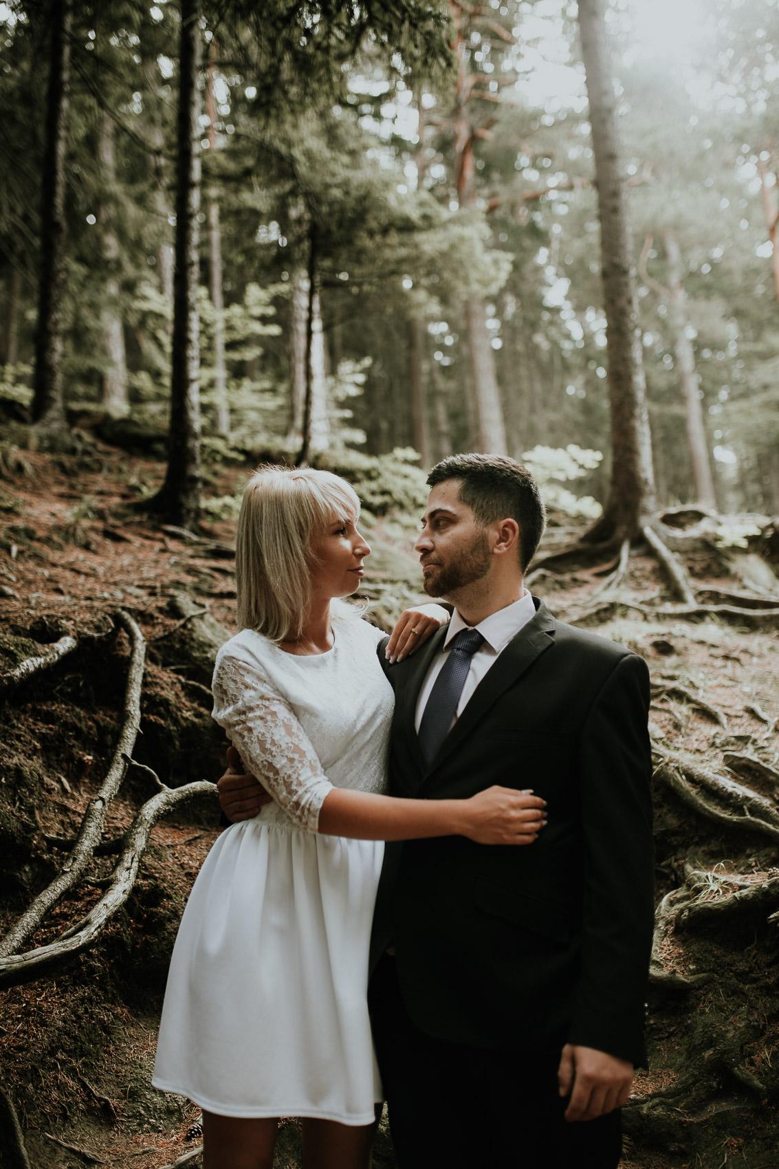 sesja ślubna w Karpaczu