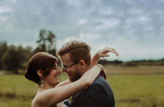 rustykalny ślub w stylu slow wedding