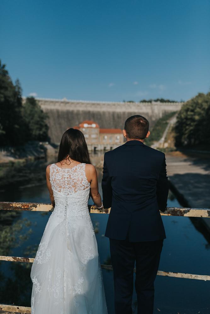 Sesja poślubna inspirowana grą komputerową